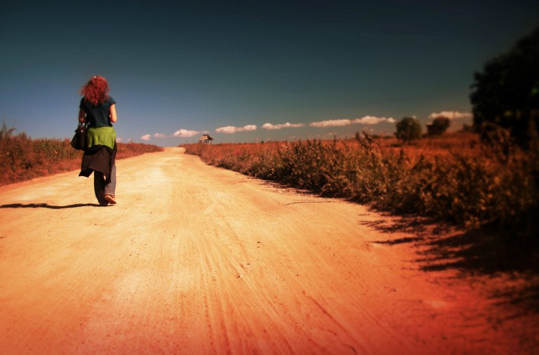 woman-walking-Yarik-Mishin
